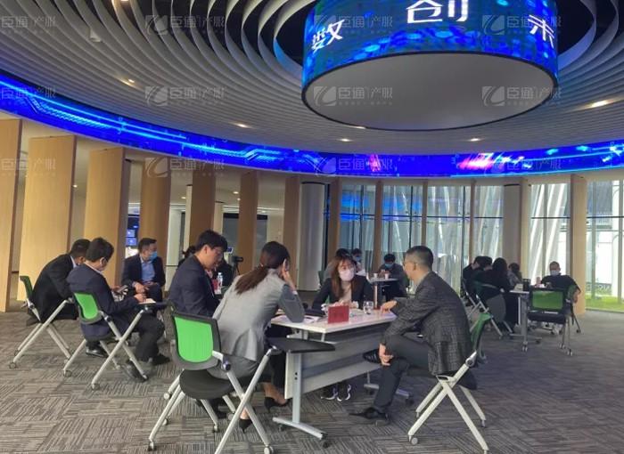 """天健湖大数据产业园""""大数据营销""""实操共创会成功举办"""