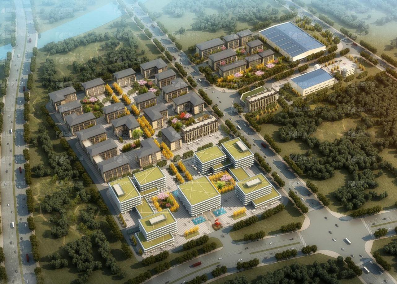 365(中国)智慧谷5G数字经济产业园
